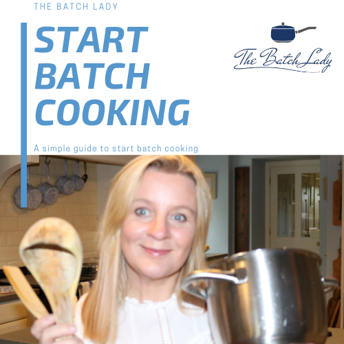 What you need to Batch Cook