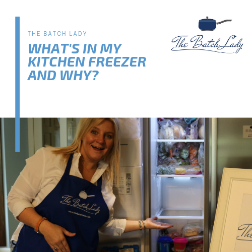 Managing Your Kitchen Freezer