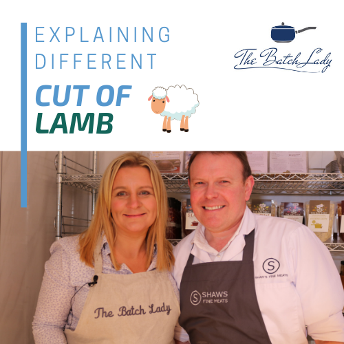 Lamb Cuts Explained