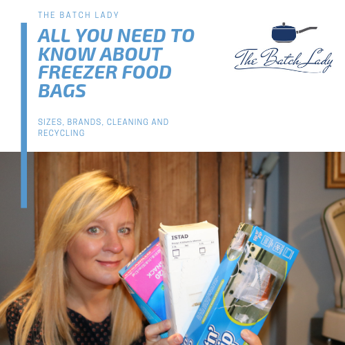 All you need to know about freezer food Bags